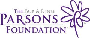 The Bob & Renee Parsons Foundation logo